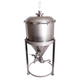 MoreBeer! 14 Gallon Stainless Conical Fermenter