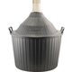Glass Demijohn - 14 G (54 L) - Narrow Mouth With Plastic Basket