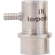 Torpedo Ball Lock Gas In - Barbed Stainless