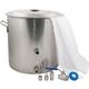 BIAB Brew in a Bag Kettle Kit (8.5 Gallon)
