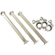 15 Inch Leg Extension Set (For The 7 & 14 Gallon Conicals)
