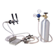 Two-Faucet Kegerator conversion kit