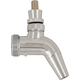 Intertap Forward Sealing Chrome Plated Faucet