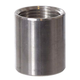 Stainless - 1 in. Full Coupler BSPP