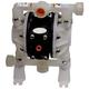 Air Driven Diaphragm Pump (1/2