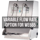 XpressFill Level Filler - 2 Spout Variable Flow Rate Option
