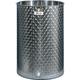 Speidel 1100L BO Flat Bottom Variable Volume Tank w/ Lid