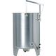 Speidel 1100L, 1000mm Diameter FO Dish Bottom Variable Volume Tank w/ Lid