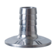 Stainless Tri-Clamp Barb - 3/4 in. x 1.5 in. T.C.