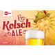 Red Kölsch Ale - All Grain Beer Kit (Advanced)