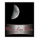 Wine Kit Label - Mezza Luna White (Pack of 30)