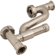 Replacement Stainless Head Manifold for PMP175 Monoscrew Pump