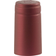 Shrink Sleeve - Burgundy - Pack of 25
