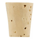Tapered Cork #14 (Fits Gallon Jugs)