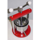 Mini Press - 12 cm x 12 cm -  Enameled & Stainless Steel