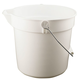 10 Quart Plastic Pail with Handle