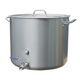 15 Gallon Stainless Brew Kettle - Heavy Duty