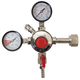 Fermentap Dual Gauge CO2 Regulator