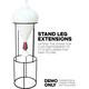 14 gal FastFerment Leg Extensions