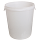 Plastic Fermenter - 7.9 Gallon Bucket