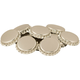 Crown Caps - Silver - Oxygen Barrier - Case of 10,000