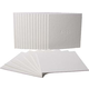 Filter Sheets - 40 cm x 40 cm (0.45 Micron) - 100 Sheets