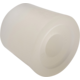 Replacement Red Rubber Airlock Stopper for Speidel Plastic Fermenters