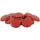 Crown Caps - Red - Case of 10,000