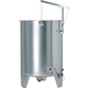 Speidel 4500L, 2000mm Diameter FO Dish Bottom Variable Volume Tank w/ Lid