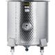 Speidel 750L RO-Z Dish Bottom Open Top Mixing Tank w/ Casters
