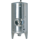 Speidel 2500L, 1000mm Diameter FS-MO Dish Bottom Sealed Base Tank