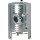 Speidel 1250L, 1000mm Diameter AS-MO Dish Bottom Sealed Stacking Tank