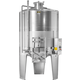 Speidel 7,000L/2000 mm Diameter FD-ITAK Sealed Red Wine Fermenter w/ Interal Must Plunger, Standard Manway and Motorized Must Ejection