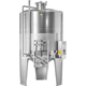 Speidel 10,000L/2000 mm Diameter FD-MUTK Sealed Red Wine Fermenter w/ Pumpover Assembly and Standard Manway