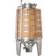 Speidel 5300L FD-MKEHTK Sealed Red Wine Fermenter w/ Oak Walls