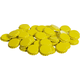 Bottle Caps - Yellow - Oxygen absorbing - Case of 10,000