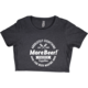 MoreBeer!® Absolutely Everything - Charcoal Women's T-Shirt - Medium