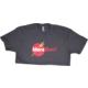 MoreBeer! Logo - Charcoal T-Shirt