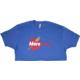 MoreBeer! Logo - Blue T-Shirt