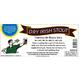 Palmer Premium Beer Kits - Cerveza de Malta Seca - Dry Irish Stout