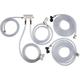 KOMOS® Draft Box Connection Kit - Ball Lock (2 Tap)