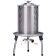 Speidel Stainless Steel Bladder Press - 20 Liters