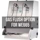 XpressFill Level Filler - 2 Spout Gas Flush Option
