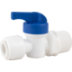 Duotight Push-In Fitting - 9.5 mm (3/8 in.) x 1/2 in. MPT Ball Valve
