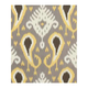 Robert Allen @ Home Batavia Ikat Citrine Fabric