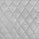Silver Quilted Therma-Flec Heat Resistant Fabric