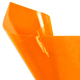 Tangerine Orange Fluorescent Vinyl