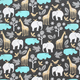 Michael Miller Michael Miller Zoology Sea Fabric