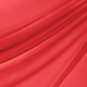 118 Inch Red Voile Fabric