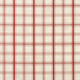 Waverly Pantry Plaid Crimson Fabric